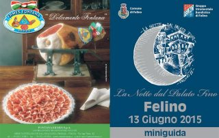 Salumificio Fontana Ermes notte palato fino 2015