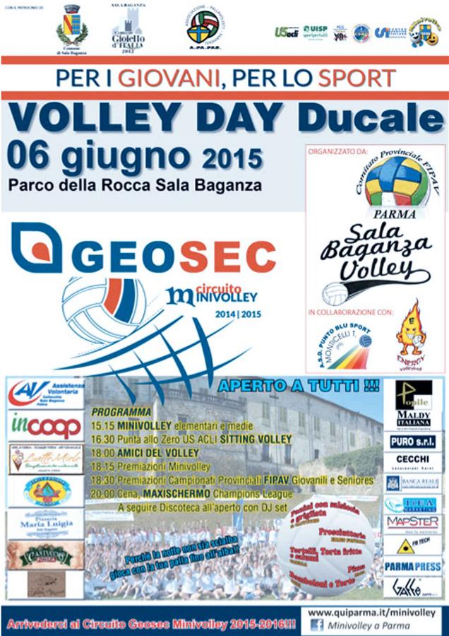 Salumificio Fontana Ermes volley day ducale 2015