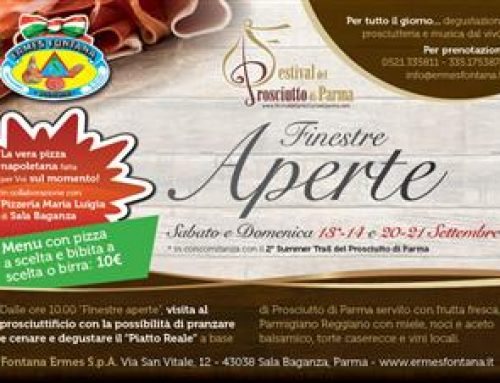 "Open days ""Finestre Aperte"" 2014"