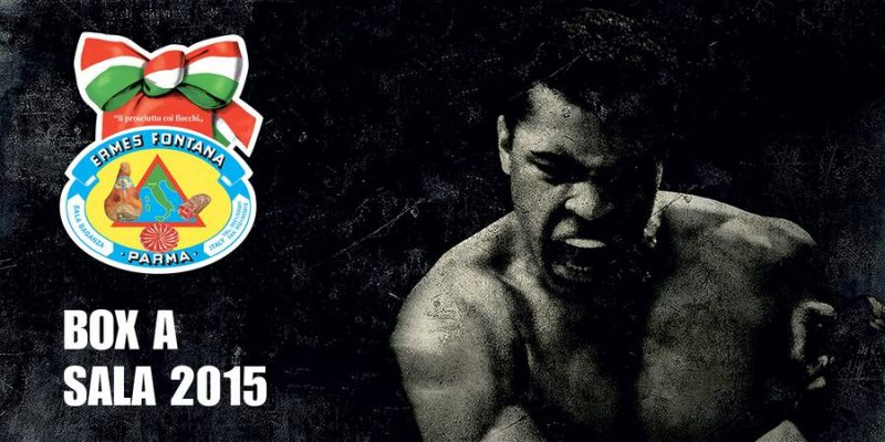 Salumificio Fontana Ermes Boxe 2015