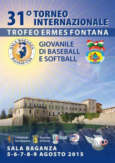 Salumificio Fontana Ermes Torneo internazionele 2015