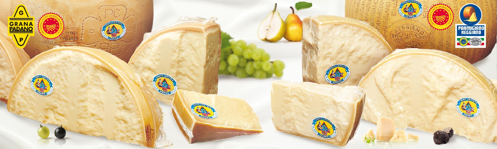 Salumificio Fontana formaggio