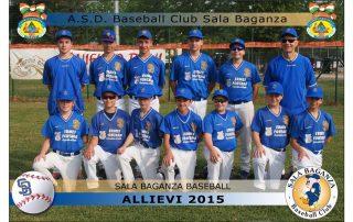 Salumificio Fontana Ermes ASD baseball club Sala Baganza