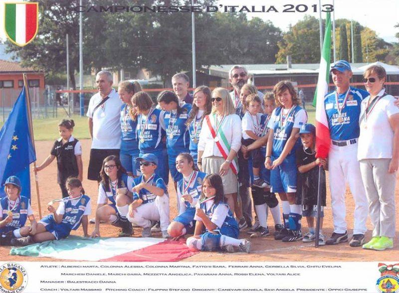 Salumificio Fontana Ermes campionesse 2013