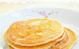 Salumificio Fontana Ermes pancake con salame milanese