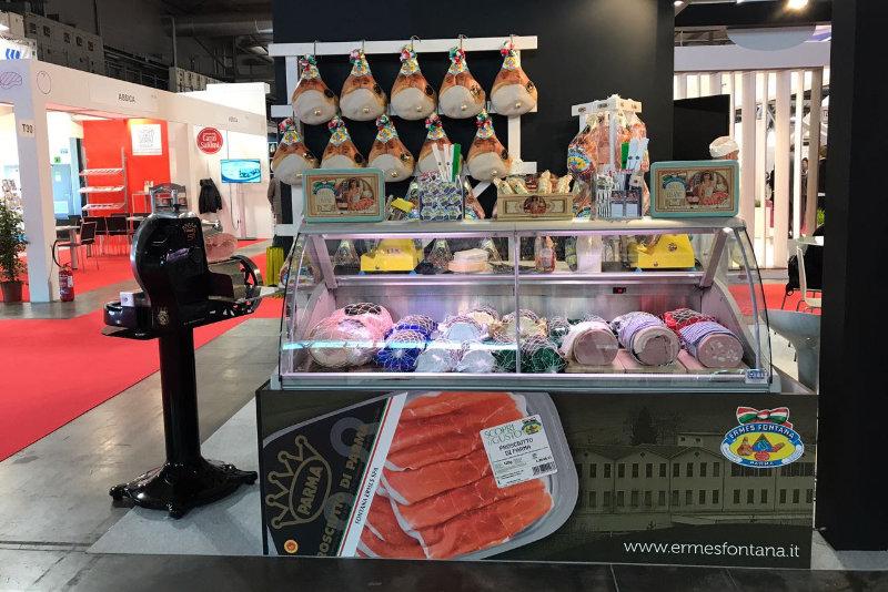 Fiera tutto food di milano 2017 fontana ermes for Fiera di milano 2017